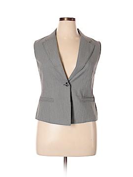 Chico's Tuxedo Vest Size Lg (2)