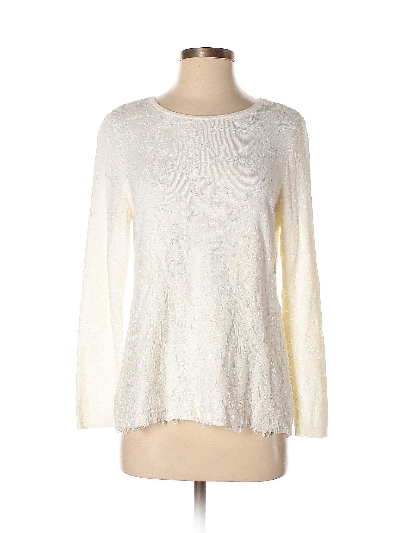 Pullover Boutique winter Boutique Chico's winter Sweater Chico's wqapSp