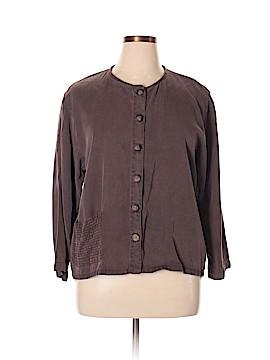Kiko Long Sleeve Blouse Size L