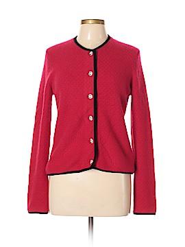 Sutton Studio Cashmere Cardigan Size L