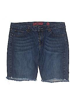 New York & Company Denim Shorts Size 14