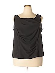 R&M Richards Women Sleeveless Top Size 22 (Plus)