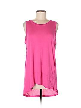 Adrienne Vittadini Sleeveless T-Shirt Size M
