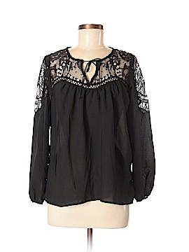 BB Dakota Long Sleeve Blouse Size M