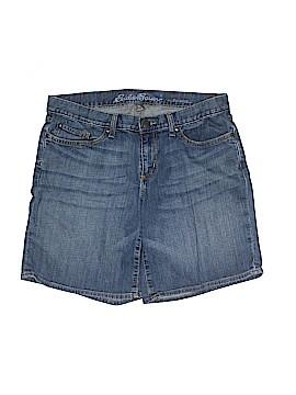 Eddie Bauer Denim Shorts Size 8
