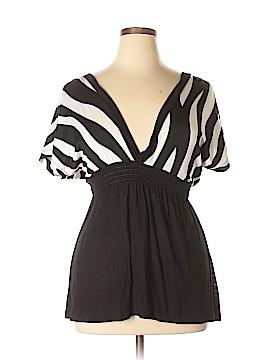 Miss Sixty Short Sleeve Top Size XL