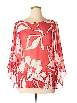 Anthony Original 3/4 Sleeve Blouse Size 1X (Plus)