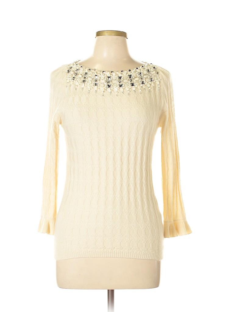 Carolina Herrera Women Pullover Sweater Size L