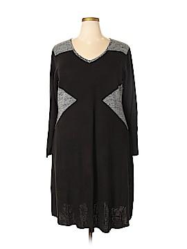 Calvin Klein Casual Dress Size 2X (Plus)