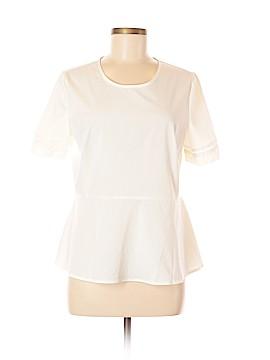 Downeast Short Sleeve Blouse Size M