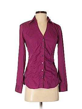 Express Long Sleeve Button-Down Shirt Size S