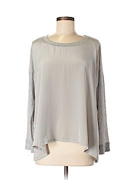 HEATHER Long Sleeve Blouse Size P