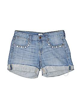 J. Crew Factory Store Denim Shorts Size 4