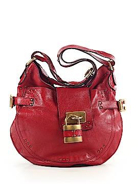 Chloé Leather Crossbody Bag One Size