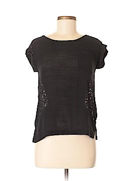 Mine Short Sleeve Blouse Size M