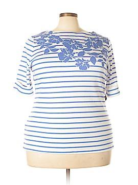 MICHAEL Michael Kors Short Sleeve T-Shirt Size 2X (Plus)