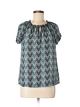 Caslon Short Sleeve Blouse Size S