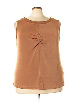 Vikki Vi Sleeveless Top Size 3X (Plus)