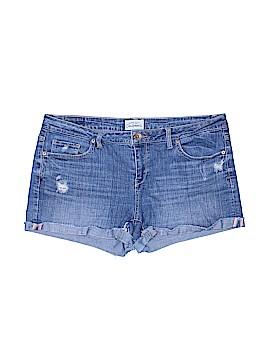Aeropostale Denim Shorts Size 14