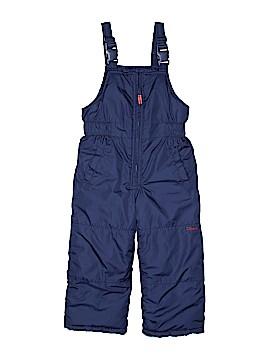 OshKosh B'gosh Snow Pants With Bib Size 5T