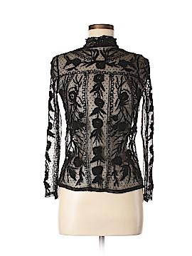Zara Basic Long Sleeve Top Size S