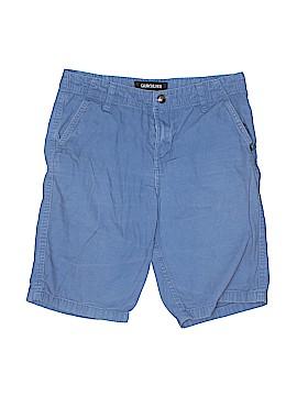 Quiksilver Khaki Shorts 27 Waist