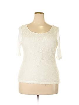 One A Short Sleeve Blouse Size XL