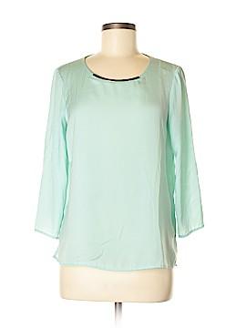 DKNYC 3/4 Sleeve Blouse Size 6