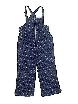 Baby Gap Snow Pants With Bib Size 4
