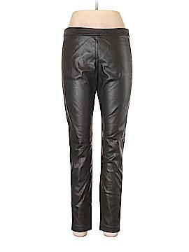 H&M Faux Leather Pants Size 12