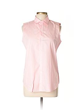 Polo Sport by Ralph Lauren Sleeveless Button-Down Shirt Size 10