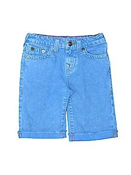 True Religion Denim Shorts Size 6
