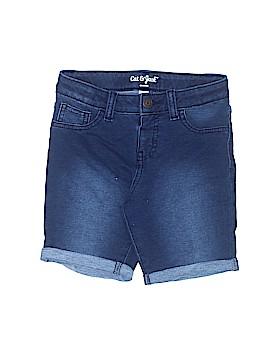 Cat & Jack Denim Shorts Size 6 - 6X