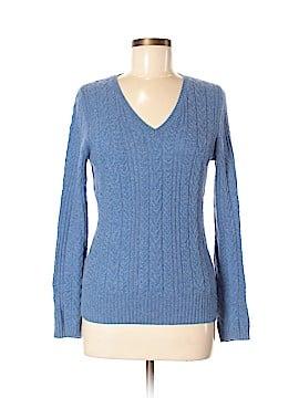 Peck & Peck Cashmere Pullover Sweater Size M