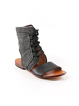 John Fluevog Sandals Size 5