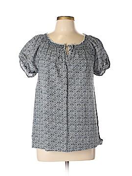 Caslon 3/4 Sleeve Blouse Size L