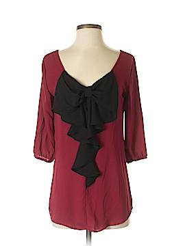 Heart Soul 3/4 Sleeve Blouse Size S