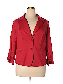 Roz & Ali Blazer Size 1X (Plus)