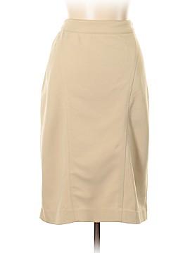 Pink Tartan Casual Skirt Size 10