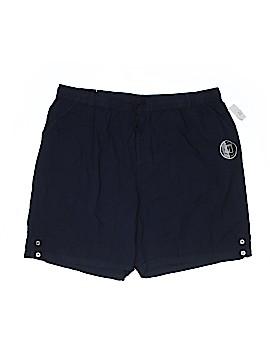 Karen Scott Khaki Shorts Size 3X (Plus)