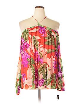 INC International Concepts 3/4 Sleeve Blouse Size 2X (Plus)