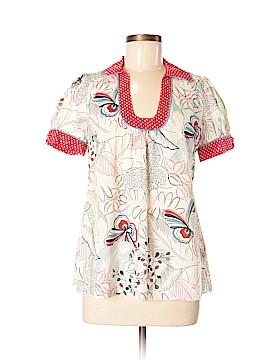 Tabitha Short Sleeve Blouse Size 6