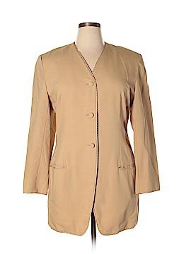 Anne Klein Wool Blazer Size 14