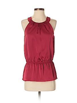 Ann Taylor Sleeveless Blouse Size 4 (Petite)