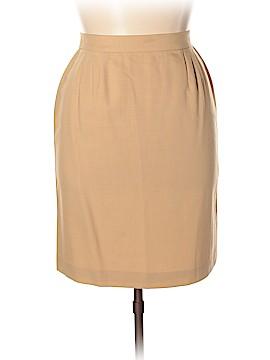 Anne Klein II Wool Skirt Size 14