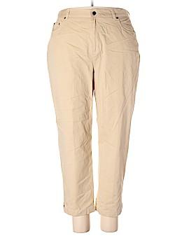 Lauren Jeans Co. Casual Pants Size 20 (Plus)