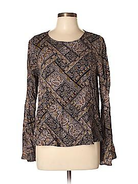 One Clothing Long Sleeve Blouse Size XL