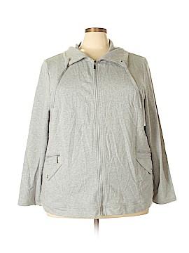 Karen Scott Sport Jacket Size 3X (Plus)
