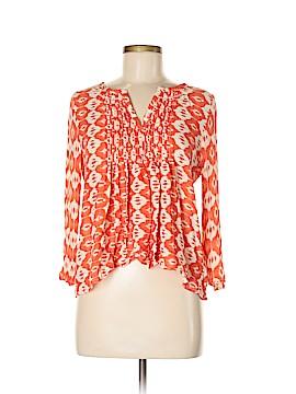 Vanessa Virginia Long Sleeve Top Size 4