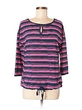 Talbots 3/4 Sleeve T-Shirt Size M (Petite)